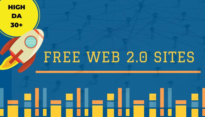 Free Web 2.0 sites list