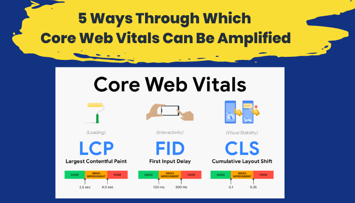 Fix Web Vital